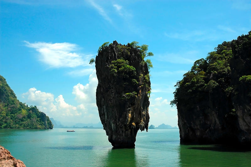 James Bond-�n i Phuket, Thailand