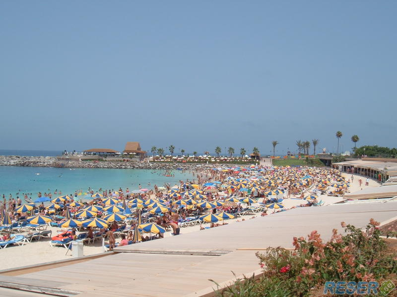 stranden i puerto rico bilder fr n spanien. Black Bedroom Furniture Sets. Home Design Ideas